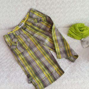 kockovane nohavice
