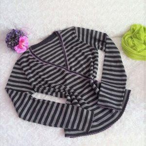 damsky paskovany sveter